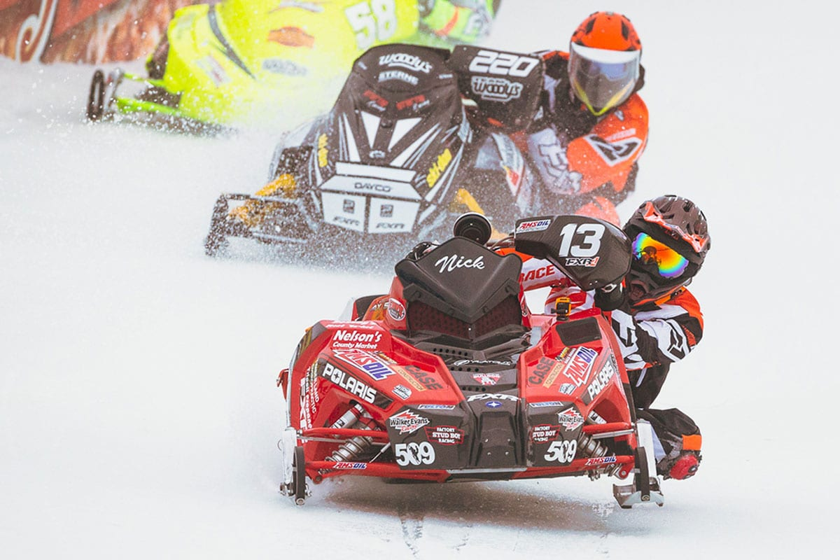 Snowmobile Derby Weekend - Eagle River Area Chamber of Commerce